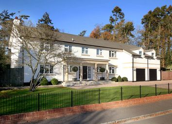 Thumbnail 5 bedroom detached house to rent in Whichert Close, Knotty Green, Beaconsfield, Buckinghamshire