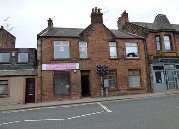 Thumbnail 2 bed flat for sale in Main Street, Auchinleck, Cumnock
