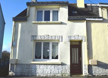 Thumbnail 2 bed end terrace house for sale in 56770 Plouray, Morbihan, Brittany, France