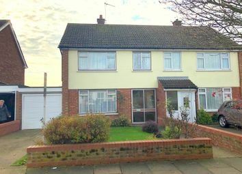 Thumbnail 3 bedroom semi-detached house to rent in Defoe Road, Ipswich