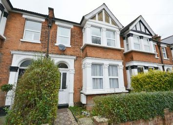 Thumbnail 3 bed terraced house to rent in Silverdale Road, London