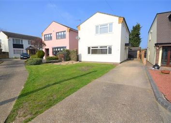 Thumbnail 3 bed detached house for sale in Regent Close, Grays