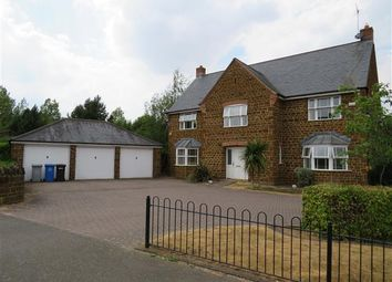 Thumbnail 5 bed property to rent in Loddington Way, Mawsley Village, Northants