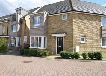 Thumbnail 3 bed detached house to rent in Cromwell Drive, Huntingdon