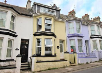 Thumbnail 4 bed terraced house for sale in Drew Street, Brixham