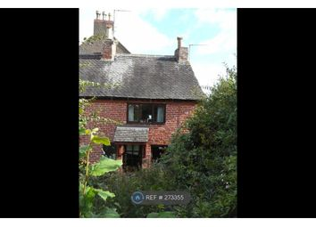 Thumbnail 1 bed semi-detached house to rent in The Moat, Castle Donington