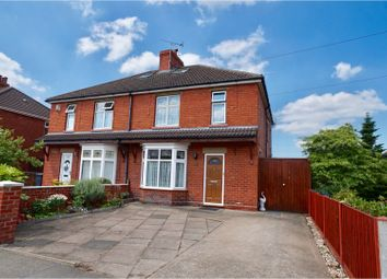 Thumbnail 3 bed semi-detached house for sale in Boultham Park Road, Lincoln