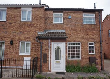 Thumbnail 3 bedroom semi-detached house for sale in Hazelbank, Coulby Newham, Middlesbrough