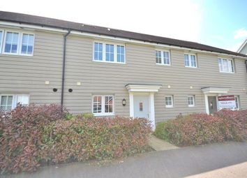 4 bed terraced house for sale in Saffron Way, Little Canfield, Dunmow CM6