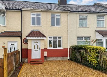 Thumbnail Terraced house for sale in West Park Road, Staple Hill, Bristol