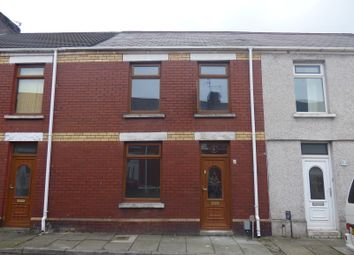 Thumbnail 3 bed terraced house for sale in Rees Street, Aberavon, Port Talbot.