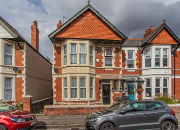 Thumbnail 4 bed end terrace house for sale in Laytonia Avenue, Heath, Cardiff