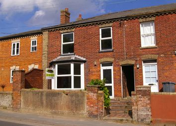 Thumbnail 4 bedroom terraced house for sale in Station Road, Leiston, Suffolk