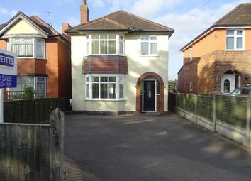 Thumbnail 3 bed detached house for sale in Birmingham Road, Ansley Village, Nuneaton