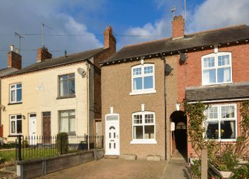 Thumbnail 2 bed semi-detached house to rent in Kilby Road, Fleckney, Leicester