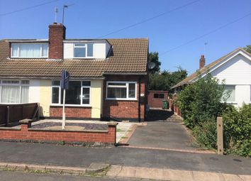 3 bed semi-detached house for sale in Ulverscroft Road, Loughborough LE11