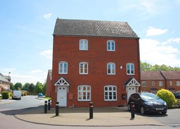 Thumbnail 3 bed town house to rent in Blacksmith Drive, Breme Park, Bromsgrove
