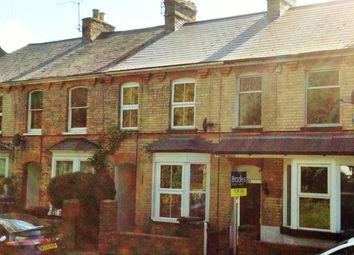 Thumbnail 2 bed terraced house to rent in Staplegrove Road, Taunton
