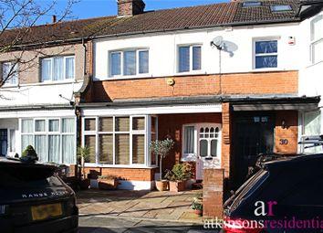 3 bed terraced house for sale in Amberley Road, Enfield EN1
