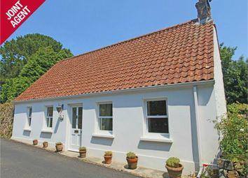 Thumbnail 4 bed cottage for sale in The White Cottage, La Fosse De Bas, St Martin's