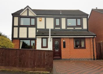 Thumbnail 4 bed detached house for sale in Cragside Court, Ingleby Barwick, Stockton-On-Tees