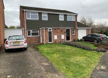 Thumbnail 3 bed semi-detached house to rent in Goldsmith Close, Thatcham