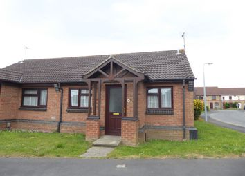 Thumbnail 2 bedroom semi-detached bungalow to rent in Diana Way, Caister-On-Sea, Great Yarmouth