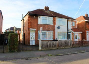Thumbnail 3 bed semi-detached house for sale in Roseway, Leicester