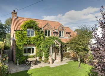 Thumbnail 4 bed detached house for sale in Station Road, Cattal, York, North Yorkshire