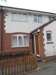 Thumbnail 3 bed town house to rent in Markeaton Street, Derby