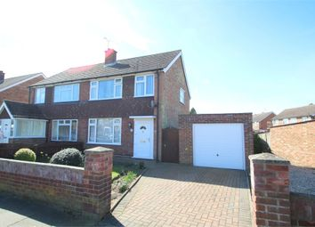 Thumbnail 3 bed semi-detached house for sale in Worcester Road, Ipswich, Suffolk