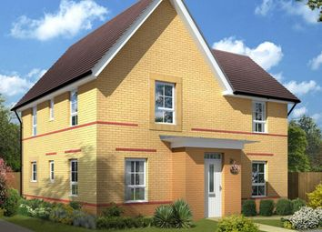 "Thumbnail 4 bedroom detached house for sale in ""Lincoln"" at Penygarn Road, Penygarn, Pontypool"