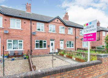 3 bed terraced house for sale in Carr Lane, Castleford WF10