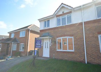 Thumbnail 3 bedroom semi-detached house for sale in North Way, Hyde