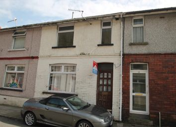 Thumbnail 2 bed terraced house for sale in Woodland Terrace, Aberbeeg, Blaenau Gwent