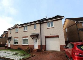 Thumbnail 4 bedroom semi-detached house for sale in Forties Crescent, Thornliebank, Glasgow, Lanarkshire