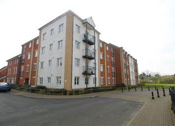 Thumbnail 2 bedroom flat for sale in Provan Court, Ipswich