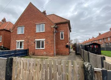 3 bed semi-detached house for sale in Lamb Gardens, Lincoln LN2