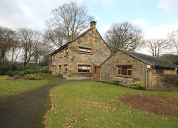 Thumbnail 4 bed detached house to rent in Bury & Rochdale Old Road, Bamford, Greater Manchester