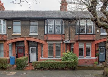 Thumbnail 3 bed terraced house for sale in Braunton Road, Aigburth, Liverpool