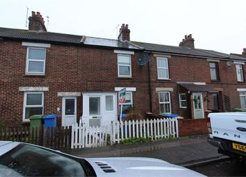 Thumbnail 3 bedroom terraced house to rent in Church Road, Murston, Sittingbourne, Kent