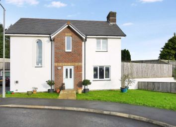 Thumbnail 3 bedroom detached house for sale in Molesworth Way, Holsworthy