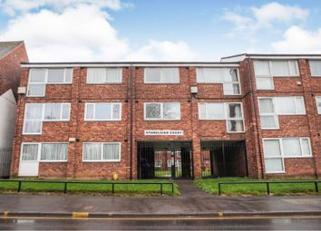 Thumbnail 2 bed flat for sale in Coton Road, Nuneaton