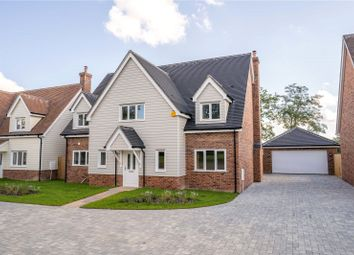 Thumbnail 4 bed detached house for sale in Braintree Road, Shalford, Nr Braintree, Essex