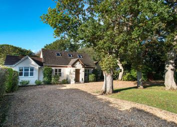 Thumbnail 4 bed detached house for sale in Milford Road, Barton On Sea, Hampshire