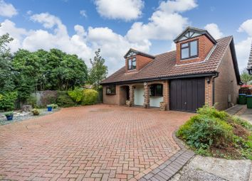 Thumbnail 4 bed detached house for sale in Fleet End Road, Warsash