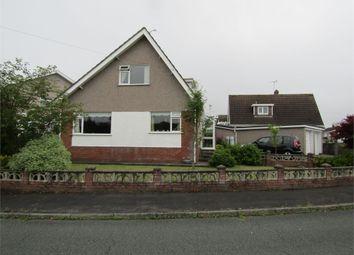 Thumbnail 3 bed detached bungalow for sale in Westland Avenue, West Cross, Swansea, West Glamorgan