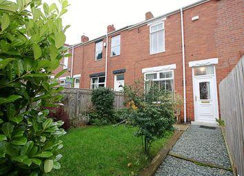 Thumbnail 2 bed terraced house for sale in Wellington Street, Lemington, Newcastle Upon Tyne