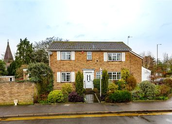 Thumbnail 3 bed detached house for sale in Clewer Court Road, Windsor, Berkshire
