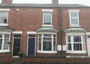 Thumbnail 2 bed terraced house for sale in Edward Street, Worksop, Nottinghamshire
